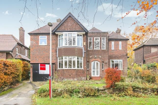 Thumbnail Detached house for sale in Woodlands Road, Handforth, Wilmslow, Cheshire