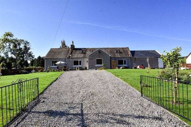 2 bed detached house for sale in Chapeltown, Ballindalloch AB37