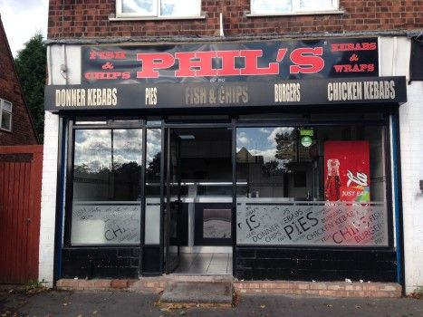 Thumbnail Commercial property for sale in Hucknall Lane, Bulwell, Nottingham