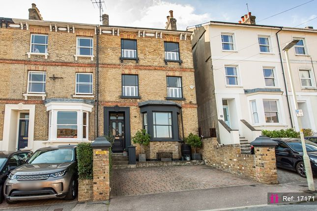 Thumbnail End terrace house for sale in Portland Road, Bishop's Stortford