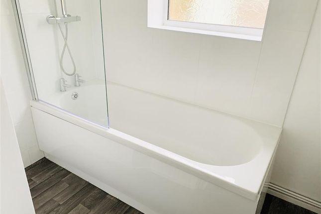 Bathroom of Park Place, Merthyr Tydfil CF47