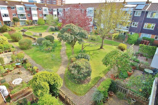 Communal Gardens of Woodville Drive, Portsmouth PO1