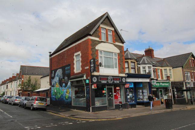 Crwys Road, Cathays, Cardiff CF24