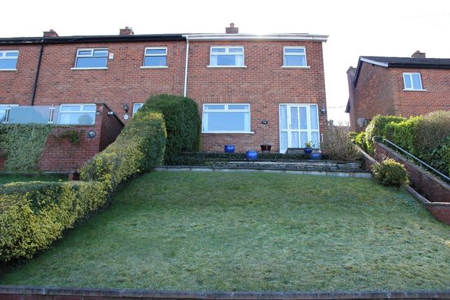 Thumbnail Terraced house to rent in Upper Knockbreda Road, Belfast