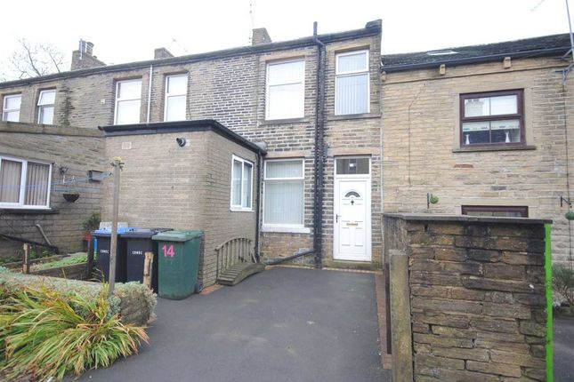 Thumbnail Terraced house to rent in Victoria Street, Queensbury, Bradford