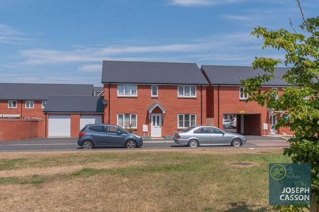 Thumbnail Detached house for sale in Merino Way, Stockmoor Village, Bridgwater