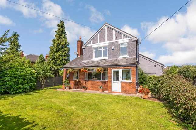 Thumbnail Detached house for sale in Hollington Road, Tean, Stoke-On-Trent