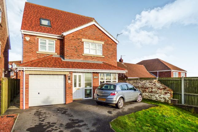 Thumbnail Detached house for sale in Blue House Court, Blackhall Colliery, Hartlepool