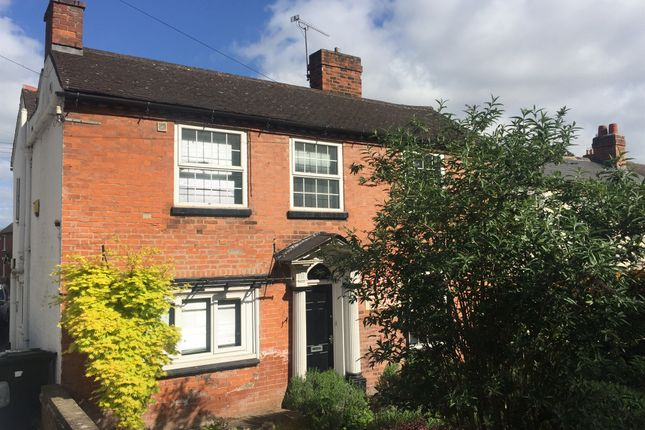 Thumbnail Semi-detached house for sale in The Village, Powick, Worcester