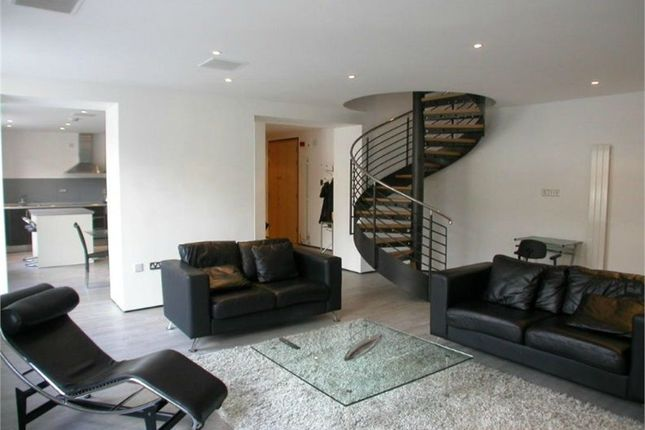 Thumbnail Flat to rent in The Poplars, De Grey Street, Newcastle Upon Tyne