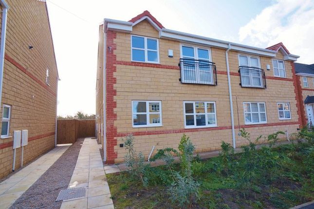 Thumbnail Property to rent in Birch Way, Pontefract