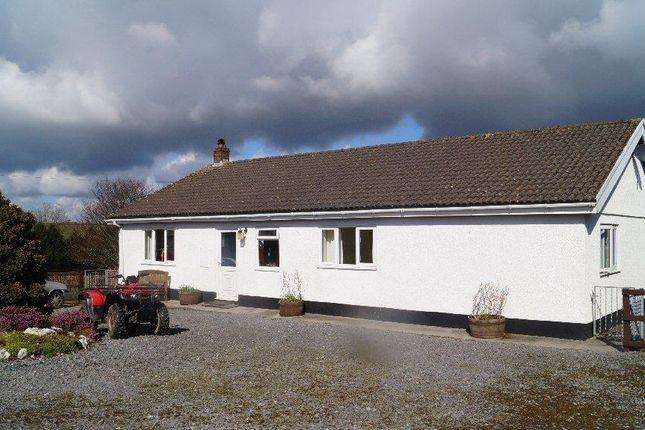 Thumbnail Farm for sale in Llandysul, Carmarthenshire