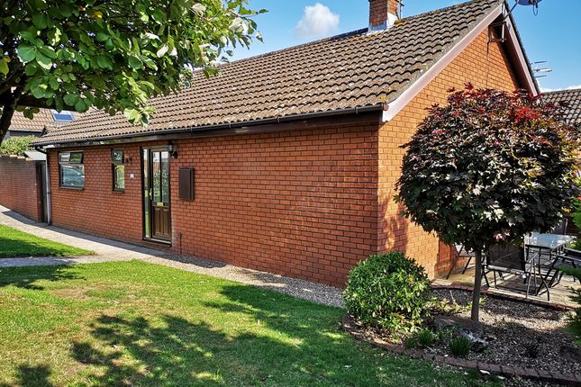 Thumbnail Bungalow for sale in Greystones Avenue, Mardy, Abergavenny, Gwent