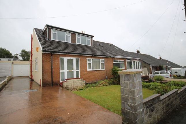 Thumbnail Semi-detached bungalow for sale in Gron Ffordd, Rhiwbina, Cardiff