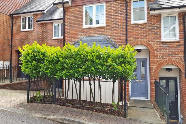 Front Elevation of Lincoln Way, Crowborough, East Sussex TN6
