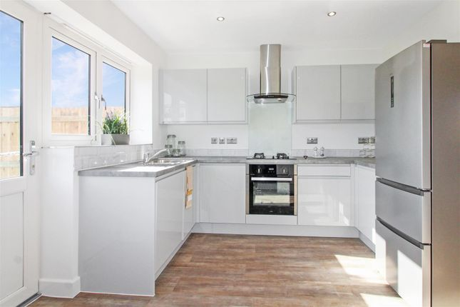 Thumbnail Semi-detached house for sale in Bentley Close, Albion Street, Driffield