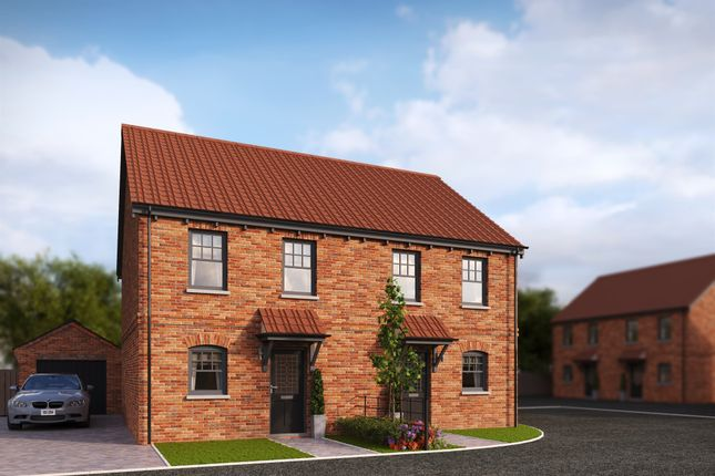 Thumbnail Semi-detached house for sale in Mundesley Beck, Mundesley, Norwich