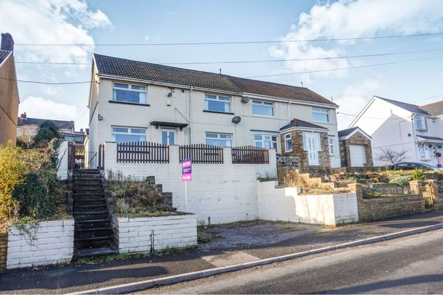 Thumbnail Semi-detached house for sale in Treowen Road, Newport