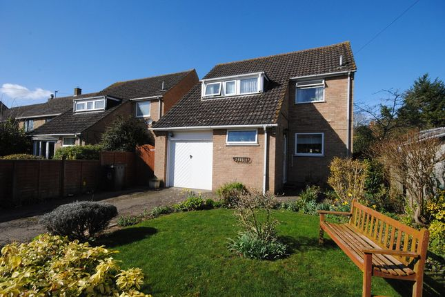 Thumbnail Detached house for sale in The Crescent, Witney