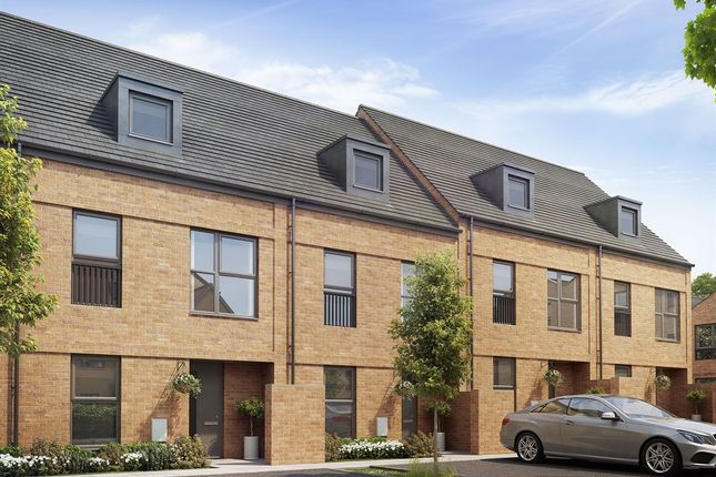 "Thumbnail Terraced house for sale in ""The Penn"" at Harrow View, Harrow"