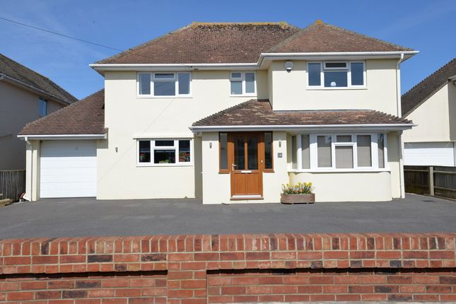 Thumbnail Detached house for sale in Purbeck Road, Barton On Sea, New Milton