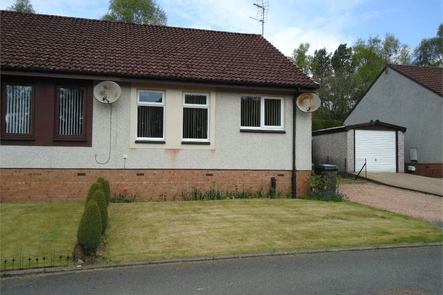 Thumbnail Semi-detached bungalow to rent in Achray Park, Glenrothes, Fife