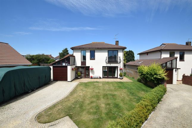 Thumbnail Detached house for sale in St. Margarets Drive, Bristol