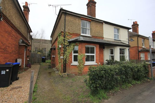 1 bed maisonette to rent in York Road, Woking