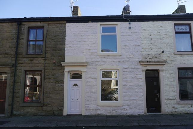 Thumbnail Terraced house for sale in Victor Street, Clayton Le Moors, Accrington