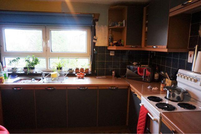 Kitchen of 61 Wren Road, Greenock PA16