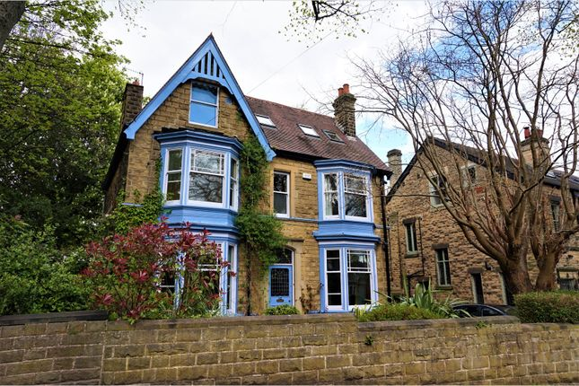 Thumbnail Detached house for sale in Thornsett Road, Sheffield