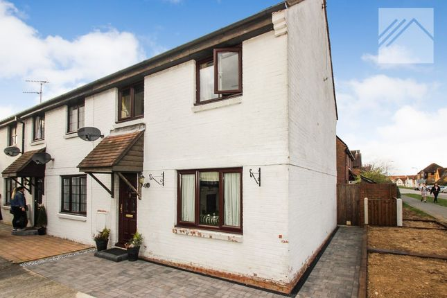 Thumbnail Semi-detached house for sale in Abbotsleigh Road, South Woodham Ferrers, Chelmsford