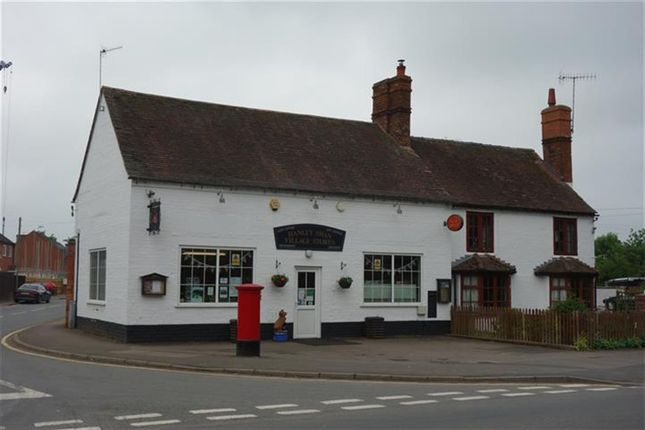 Thumbnail Retail premises for sale in Post Office & Village Store WR8, Hanley Swan, Worcestershire