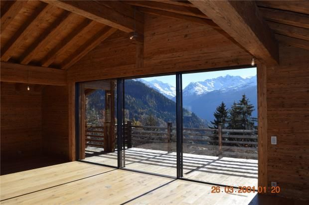Thumbnail Property for sale in Chalet Pathiers, Verbier, Switzerland