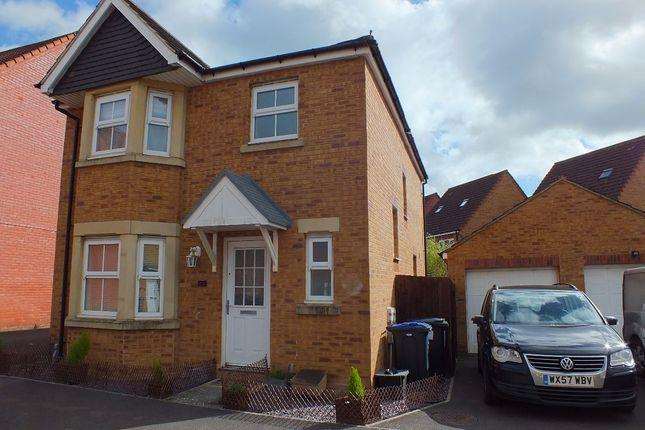 Thumbnail Detached house to rent in Oxford Gardens, Hilperton, Trowbridge