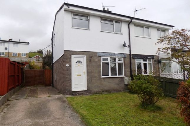 Thumbnail Property to rent in Meadow Rise, Brynna, Pontyclun