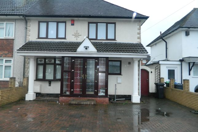 Semi-detached house to rent in Remembrance Road, Wednesbury