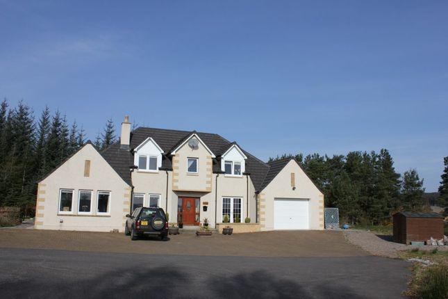 Thumbnail Detached house for sale in Gable End, Elchies, Craigellachie