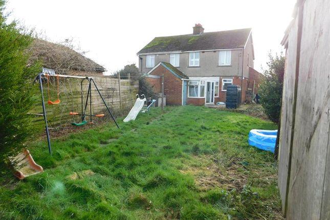 Garden 3 of Wainfleet Road, Thorpe St. Peter, Skegness PE24