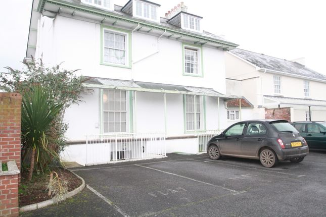 Thumbnail Flat to rent in Fore Street, Heavitree Exeter