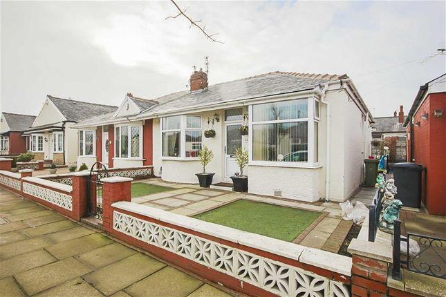 Thumbnail Semi-detached bungalow for sale in Rugby Avenue, Accrington, Lancashire