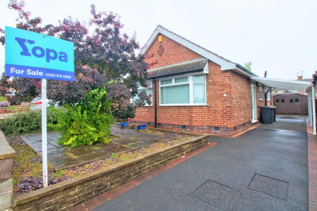 2 bed bungalow for sale in Seaburn Road, Toton, Beeston, Nottingham NG9