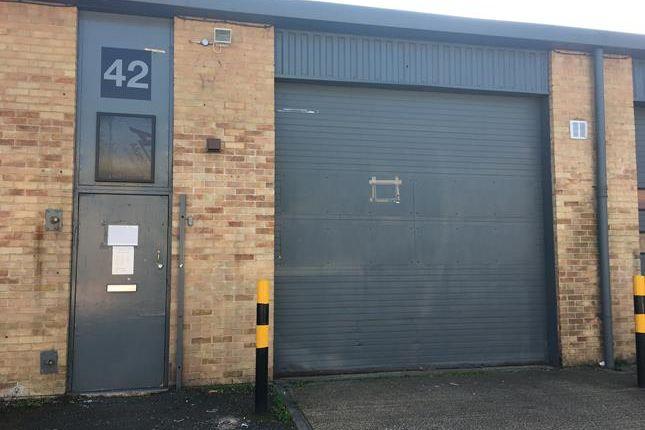 Thumbnail Light industrial to let in Fairways Business Centre, Unit 42, Lammas Road, Leyton, London