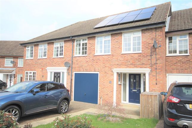Thumbnail Terraced house to rent in Brook Close, East Grinstead
