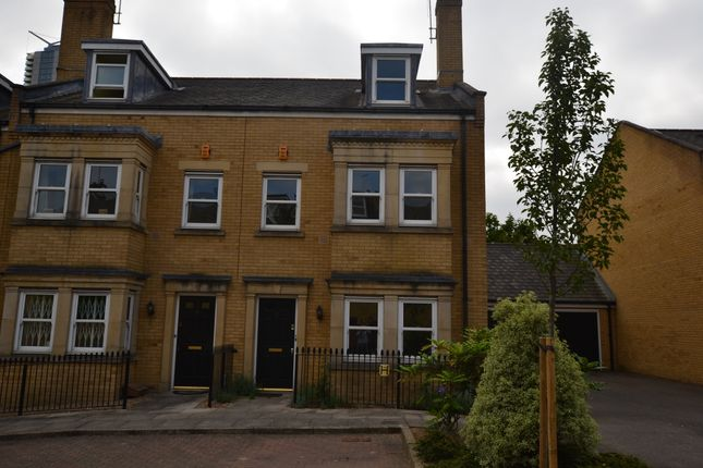 Thumbnail Terraced house to rent in Polperro Mews, London