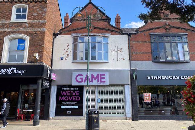 Thumbnail Retail premises to let in Market Street, Crewe