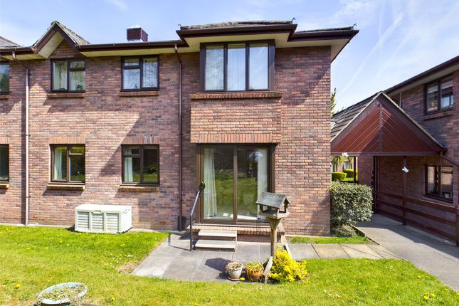 Flat for sale in Priory Gardens, Abergavenny, Monmouthshire
