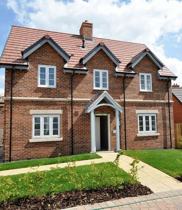 Thumbnail Detached house for sale in Measham Road, Moira, Swadlincote