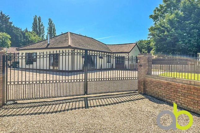 Thumbnail Detached bungalow for sale in Dry Street, Langdon Hills, Basildon