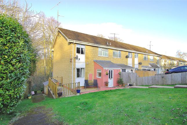 Thumbnail End terrace house for sale in Nortonwood, Forest Green, Nailsworth, Stroud